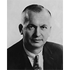 Portrait of USF President John Allen