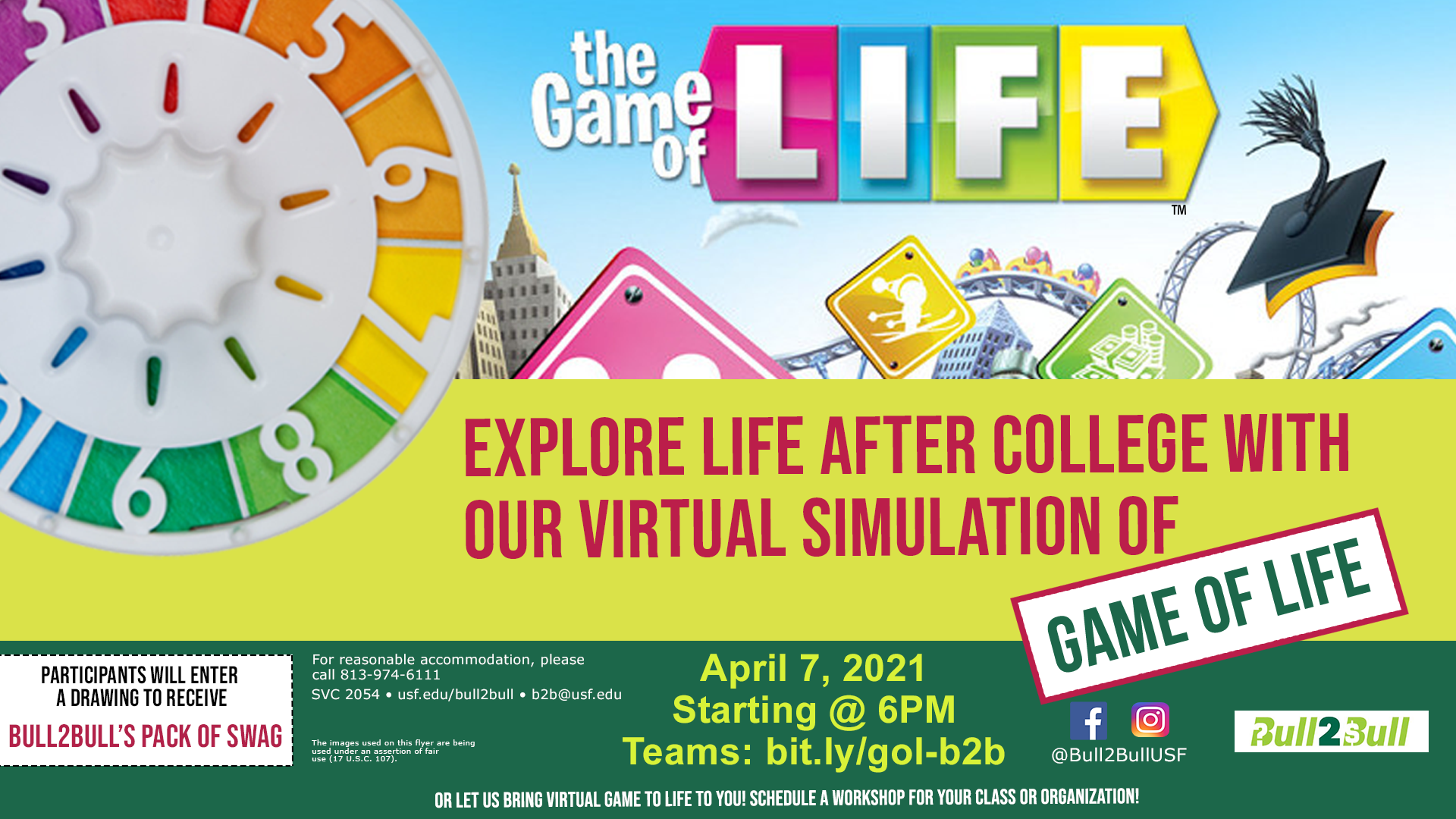 Game of Life 2021