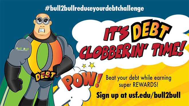 Bull 2 Bull Reduce Your Debt