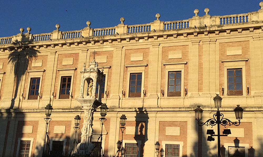 Archivo General de Indies, Seville, Spain