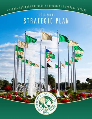 USF Strategic Plan 2013-2018 (PDF)