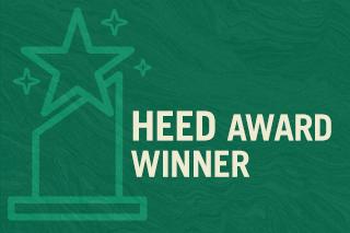 HEED Award Winner