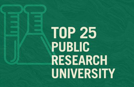 Top 25 Public Research University