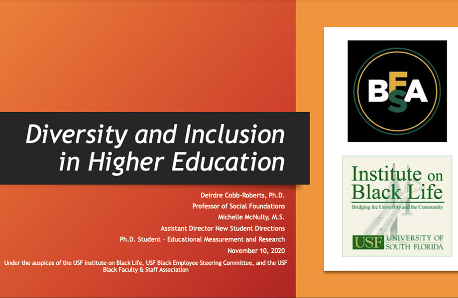 Diversity & Inclusion in Higher Education