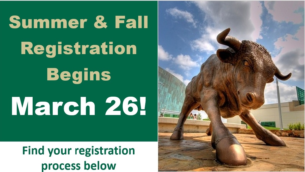 summer and fall registration begins march 26th