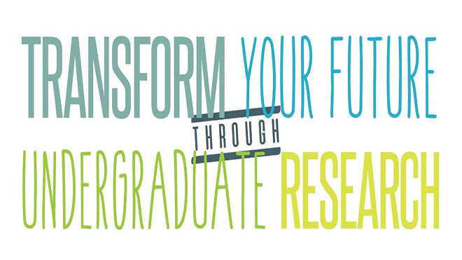 Transform Your Future Through Undergraduate Research