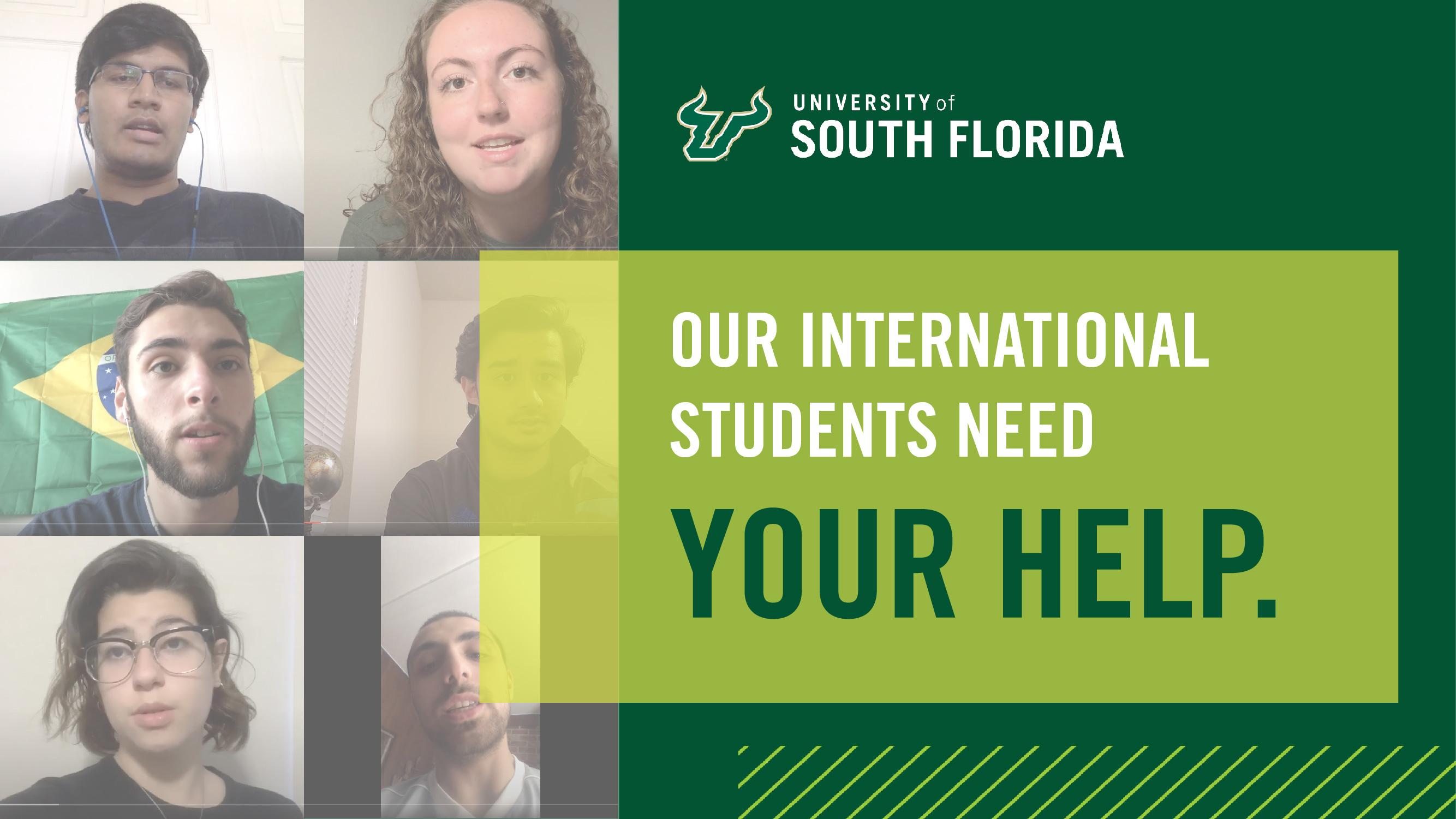 International Student Support Fund